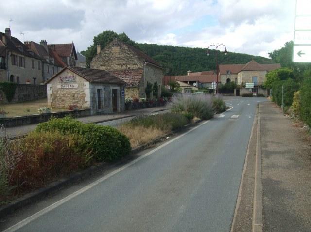 View of Daglan