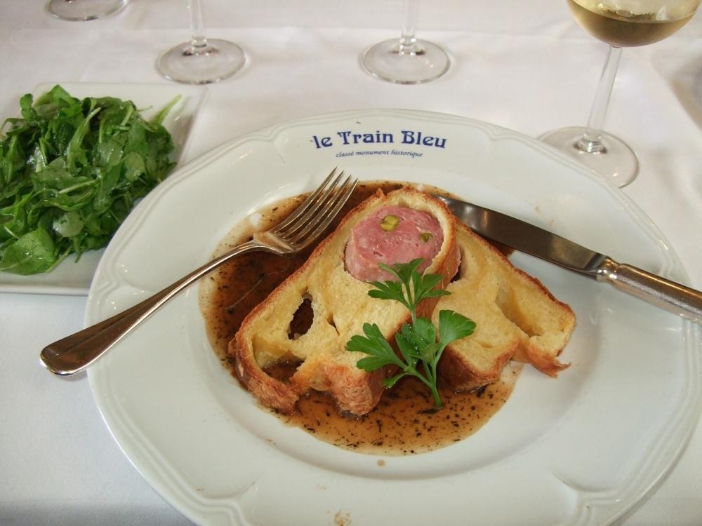 A lunch in Paris (3/4)