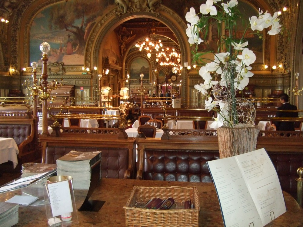 A lunch in Paris (2/4)