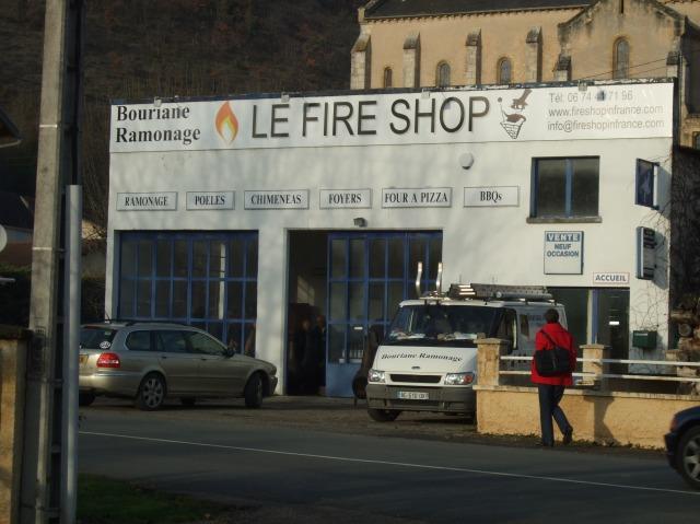 Le Fire Shop