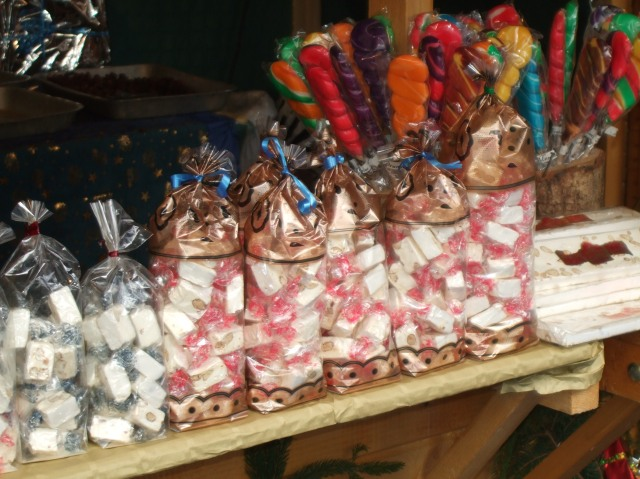 Candies for sale