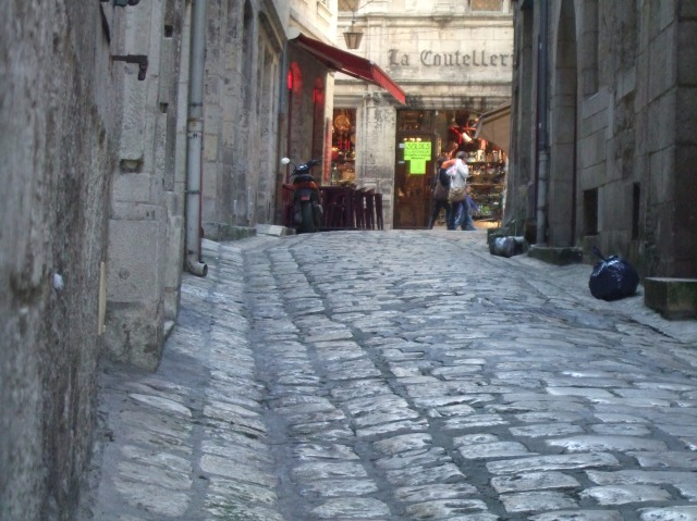 Street in Périgueux