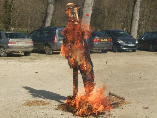 Burning No. 2