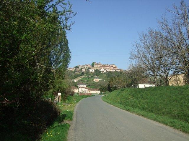 Belvès, France