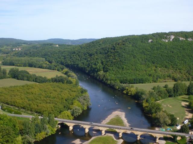 Bridge over Dordogne