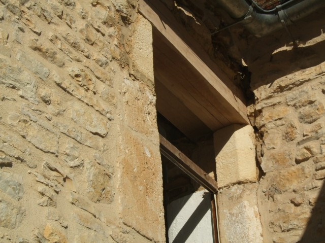 New lintel