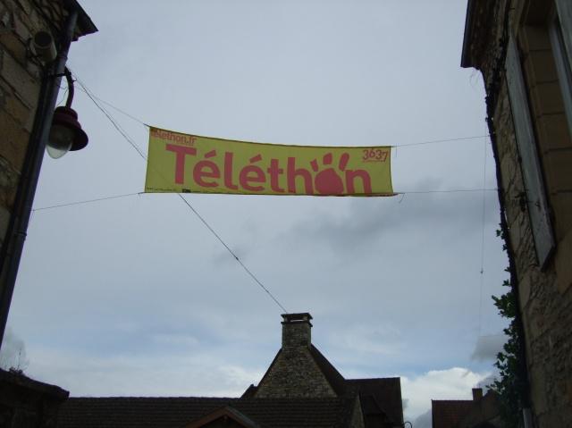 Téléthon banner