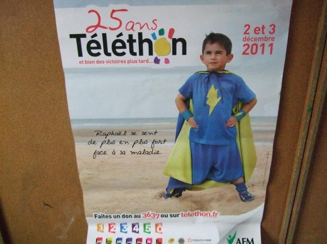 Poster for Téléthon