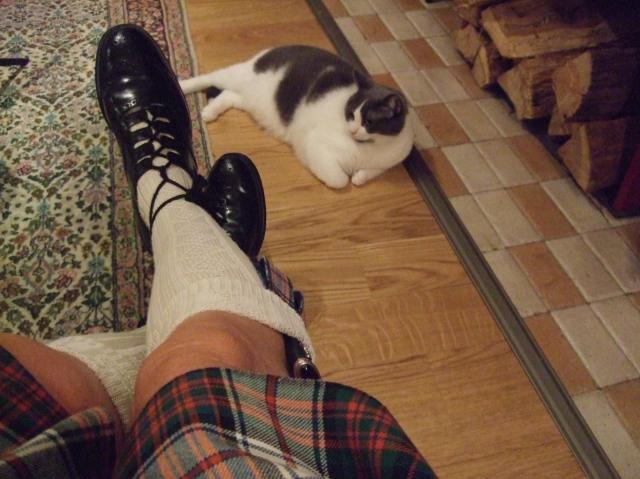 Scottish shoes