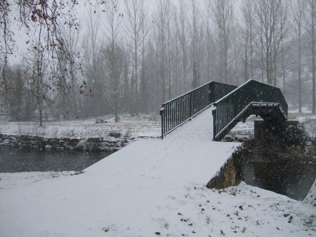 Ceou River bridge