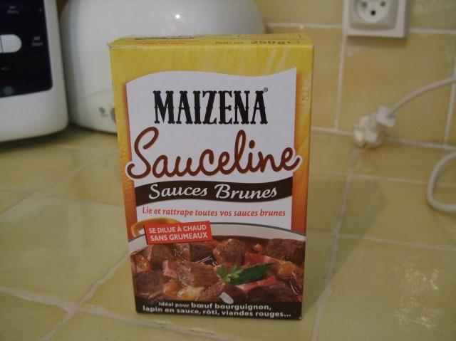 Sauce mix