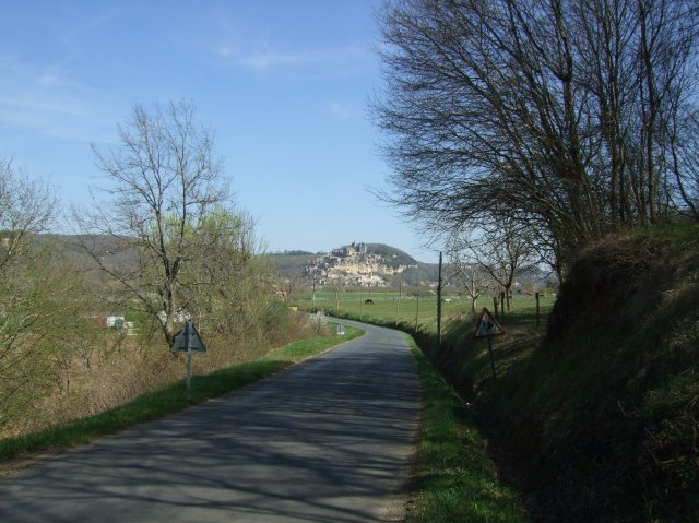 View of Beynac