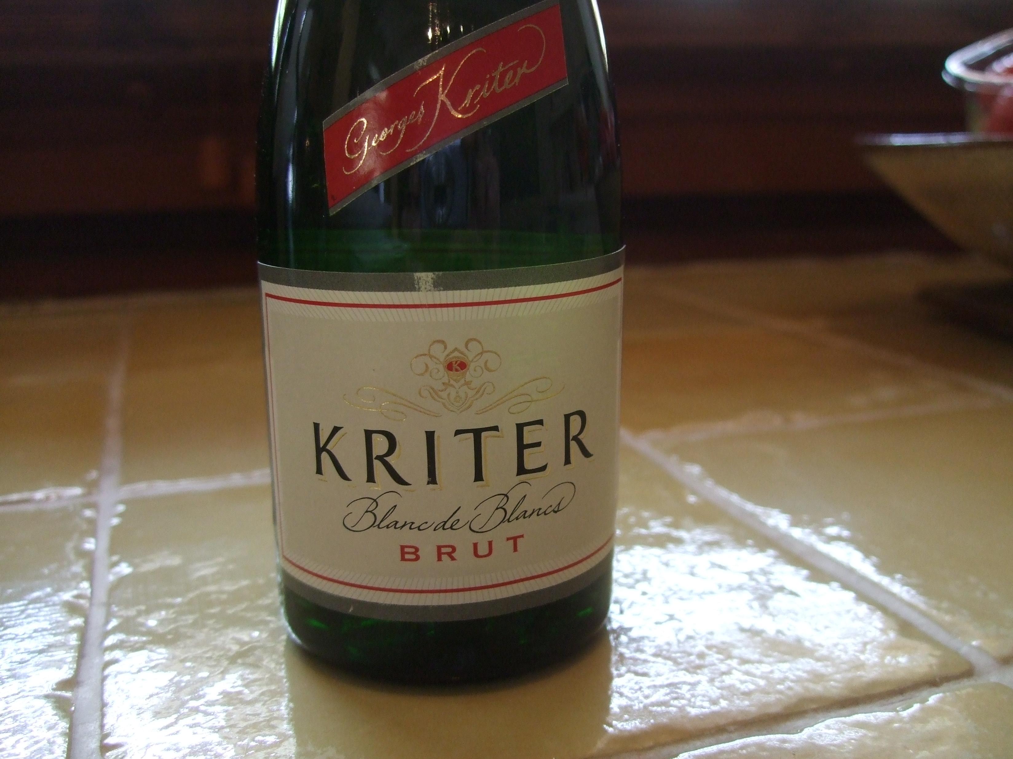 champagne kriter
