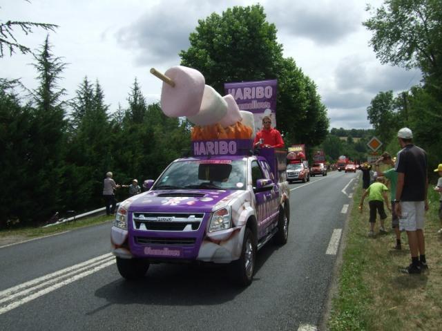 Marshmallow vehicle