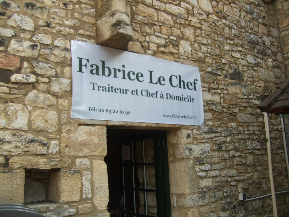 Fabrice le Chef: Open for business (1/6)