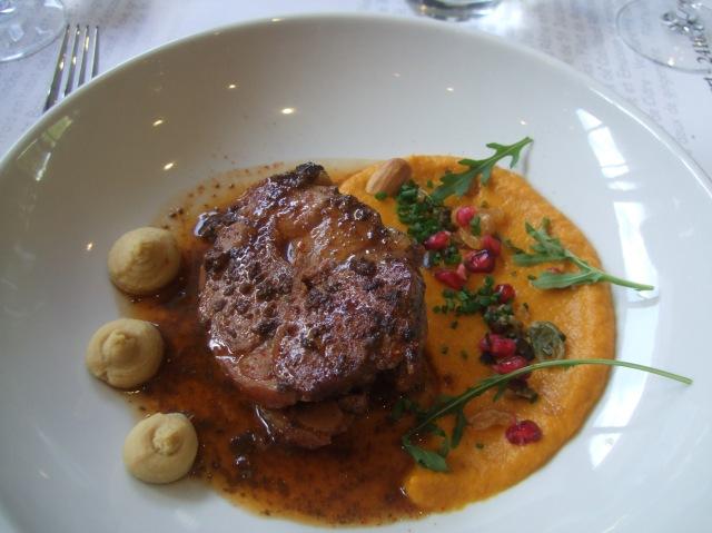 A truly delicious lamb dish.