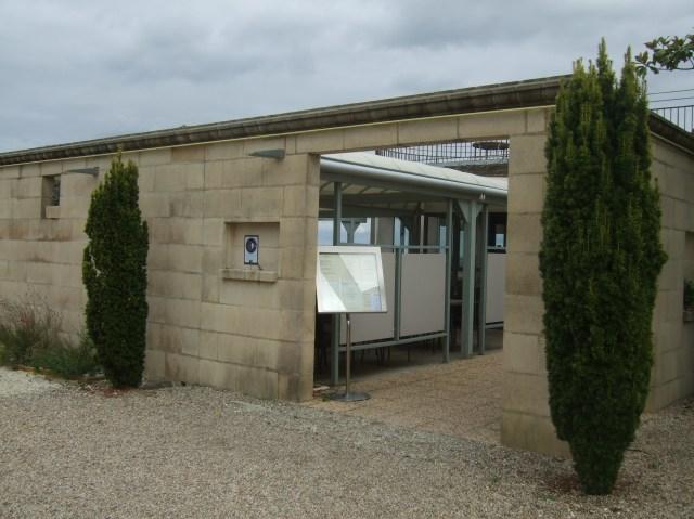 The entrance to La Tour des Vents.