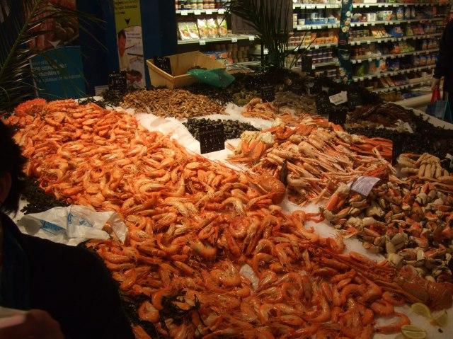 Now that's a lot of shrimp.
