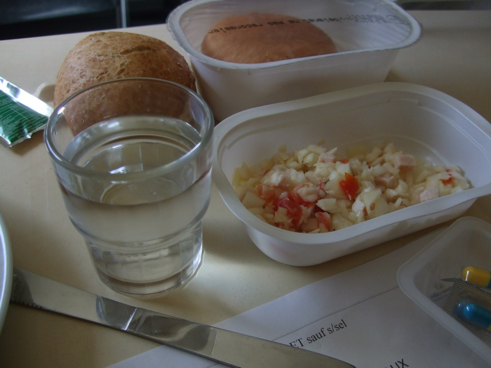 So how is French hospital food anyway? (2/2)
