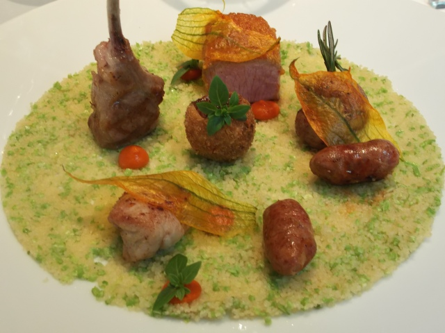 Lamb in all its variations.