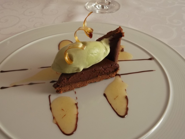 It's hard to beat a chocolate dessert like this one.