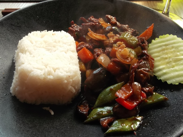 This beef dish is my favourite.
