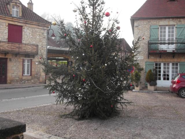 Three cheers for the 2015 Daglan Christmas tree!