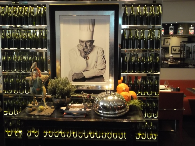 Why, it's Paul Bocuse himself!