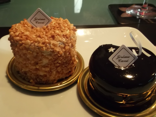 Desserts from our favourite bakery in the area.
