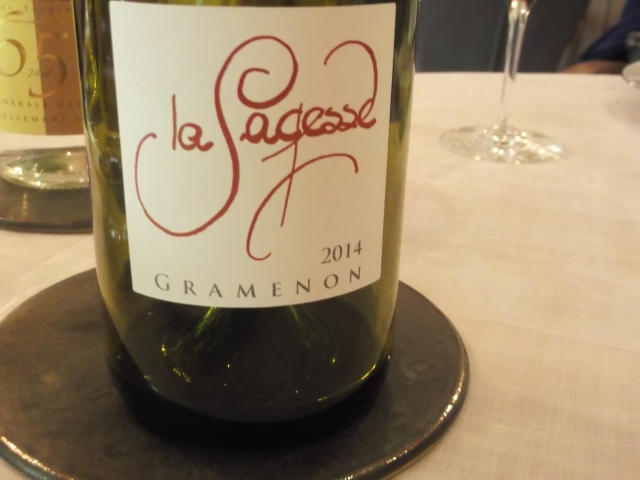 The producer is Domaine Gramenon.