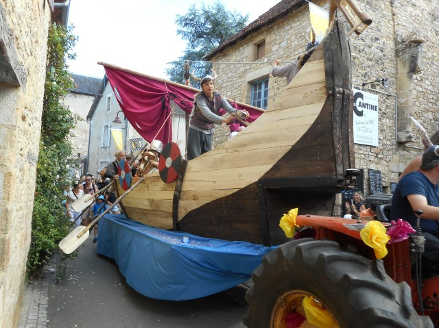This impressive Viking ship represented an awful lot of work.